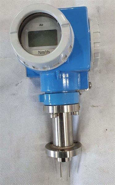 Endress+Hausser Thermisches Massedurchflussmessgerät T-Mass AT70