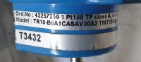 Endress+Hauser WiderstandsthermometerTemperaturfühler PT100 TR10
