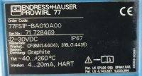 Endress + Hauser PROWIRL 77 FS1F Durchflussmessgerät