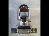 GEMÜ Durchgangsventil PTFE DN15 mit Kolbenantrieb Edelstahl