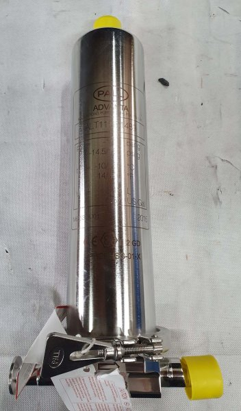 Pall Advanta AGT-Gasfiltergehäuse