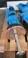 Tschamber Flanschmotor Rührwerk mit Motor DR2G8-1,1