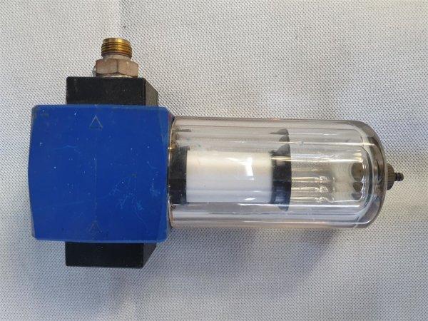 Cubeair Druckminderer 12 bar 60°C gebraucht