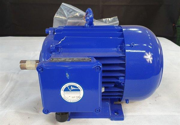 Leumann & Uhlmann Fussmotor 3,3 KW EX Typ E112MAE3-4AF