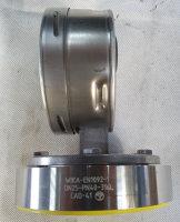 Wika Manometer mit angebautem Druckmittler DN25 DIN EN1092-1