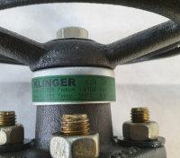 Klinger Kolbenschieberventil DN32