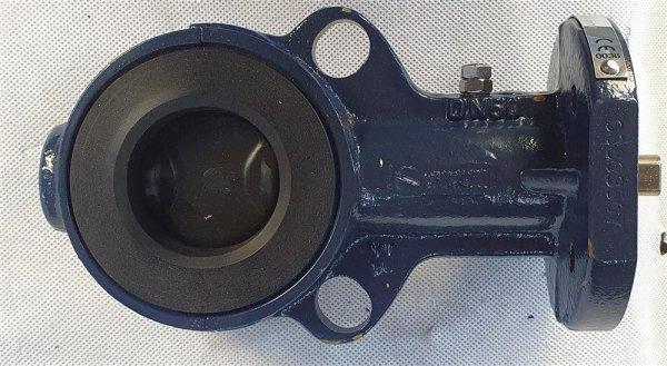 ChemValve Schmidt Absperrklappe DN50 PTSG