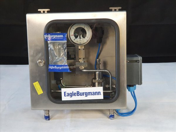 EagleBurgmann (by Stahl) Gleitringüberwachung