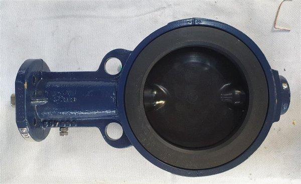 ChemValve Schmidt Absperrklappe DN125 PTSG